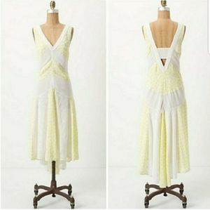 NWT Anthro Leifnotes Southern Exposure Dress